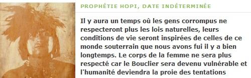 prophetie hopi