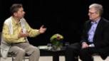 Eckhart Tolle et Ken Robinson