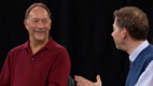 Eckhart Tolle et Peter Russell